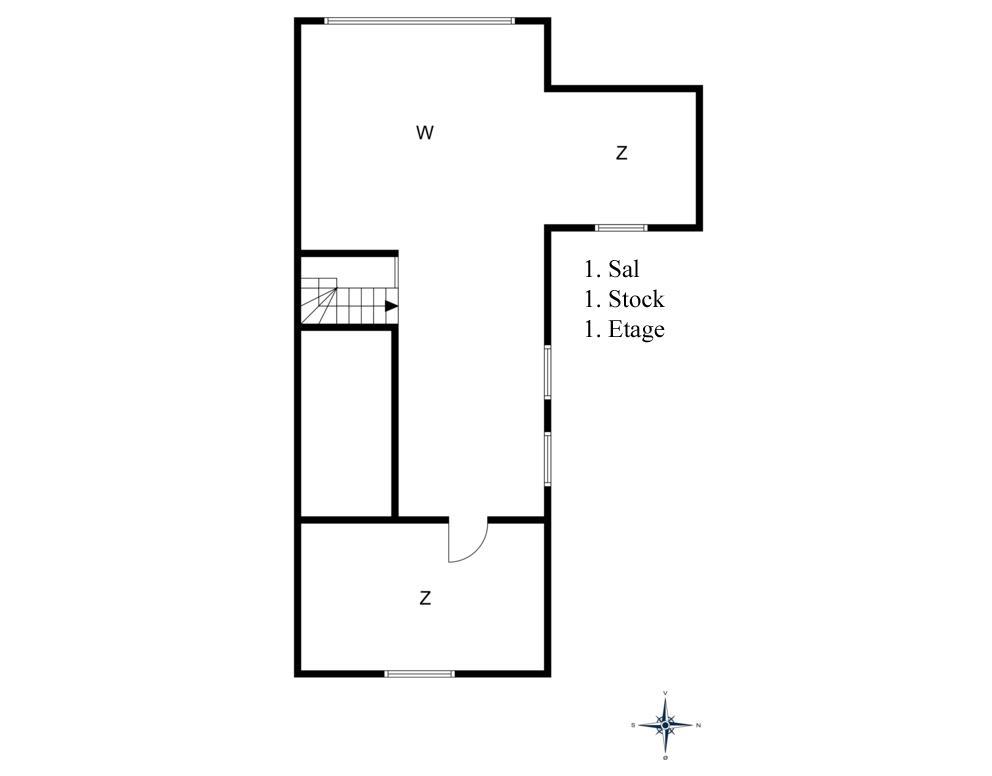 Interior 1-10 Holiday-home 1456, Vestre Sømarksvej 7, DK - 3720 Aakirkeby