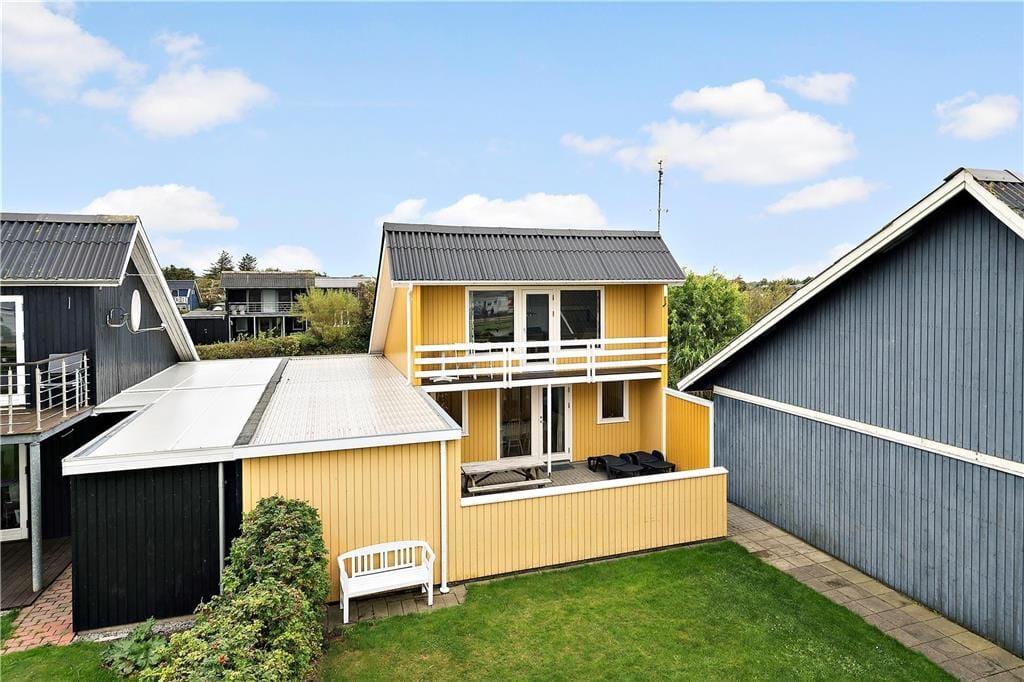 Billede 0-22 Sommerhus C11055, Vester Fælled 75, DK - 6893 Hemmet
