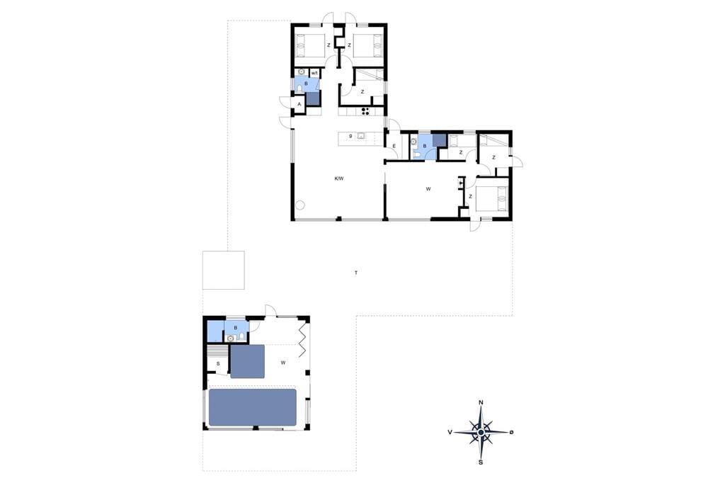 Interior 34-176 Holiday-home BL1777, Lyngbakkevej 10, DK - 9492 Blokhus