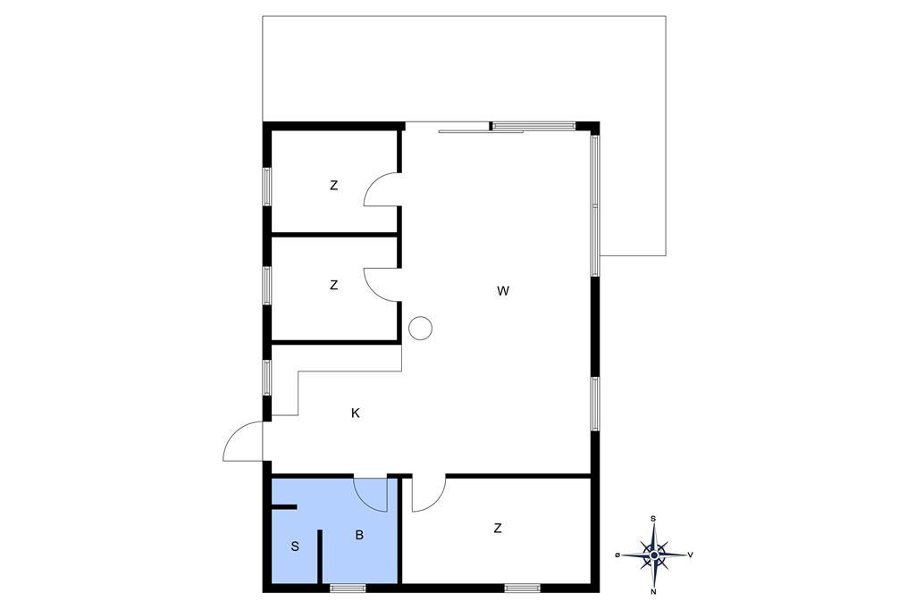 Interior 1-10 Holiday-home 2601, Jægerstien 12, DK - 3730 Nexø