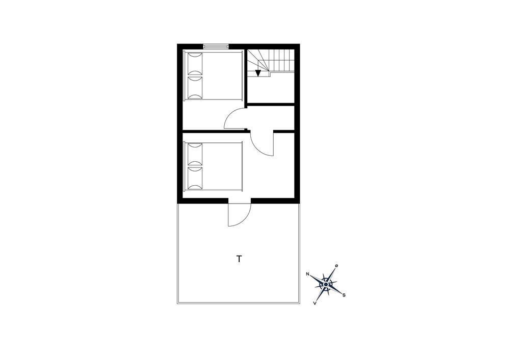 Innenausstattung 1-10 Ferienhaus 4603, Stampen Vej 3, DK - 3700 Rønne