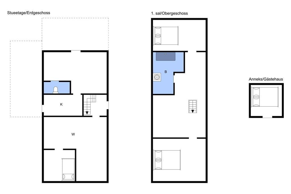 Interior 1-3 Holiday-home F50634, Naldmose 10, DK - 6440 Augustenborg