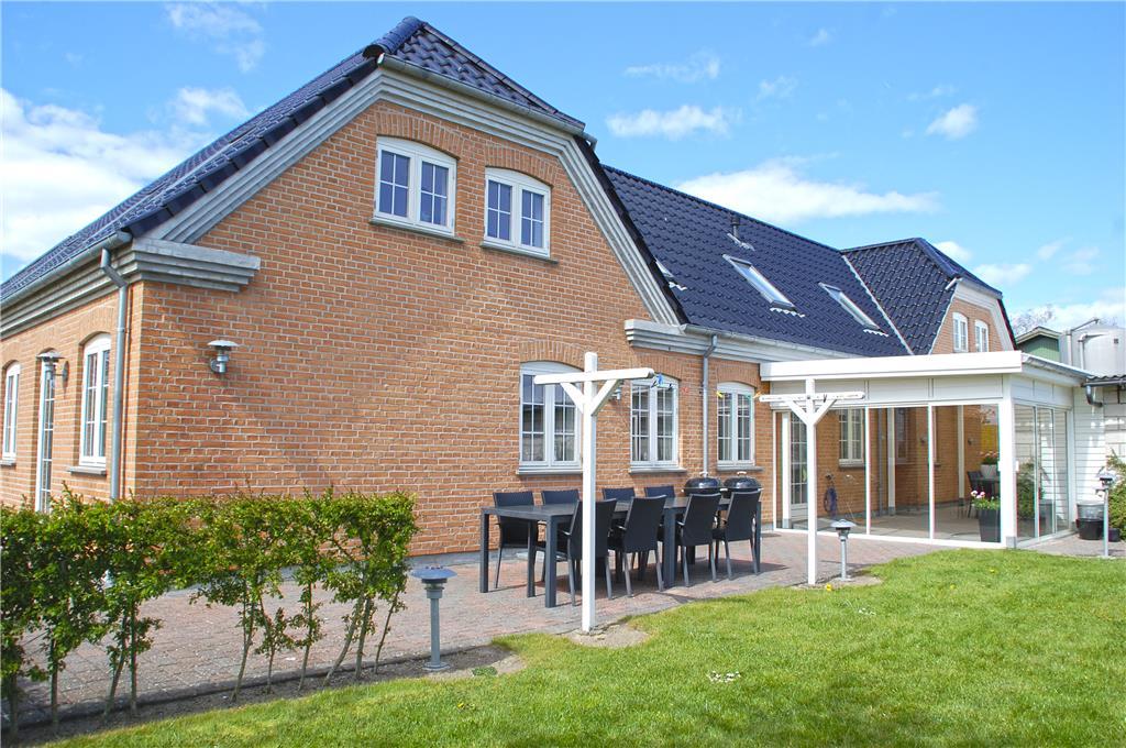 17 persoons vakantiehuis in Funen, Langeland