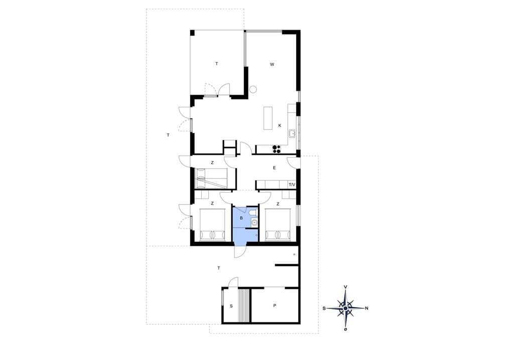 Interior 32-4 Holiday-home 117, Spættedalen 1, DK - 6950 Ringkøbing