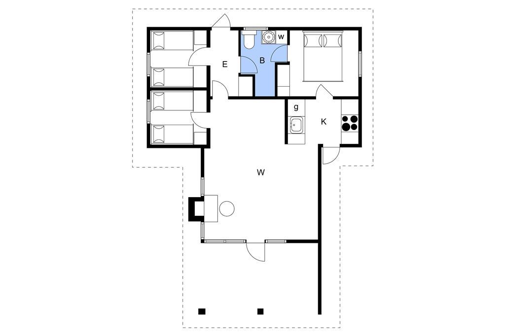 Innenausstattung 1-3 Ferienhaus M642451, Stjernevej 99, DK - 5500 Middelfart