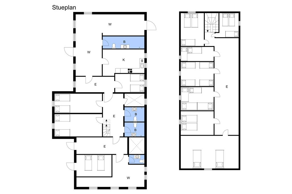 Interior 1-3 Holiday-home M65700, Frederiksbergvej 20, DK - 5600 Faaborg