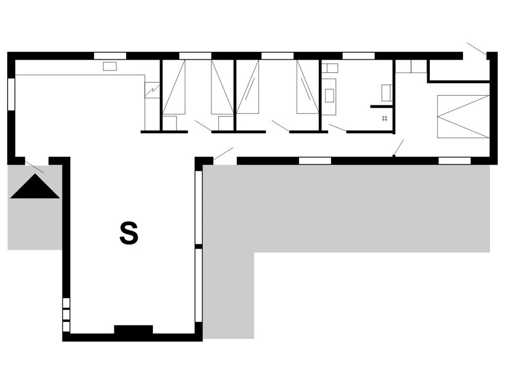 Indretning 1-175 Sommerhus 10313, Svollingvej 5, DK - 6990 Ulfborg