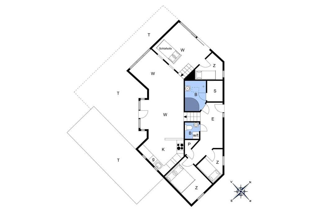 Innenausstattung 1-3 Ferienhaus L15128, Gormendal 27, DK - 8831 Løgstrup