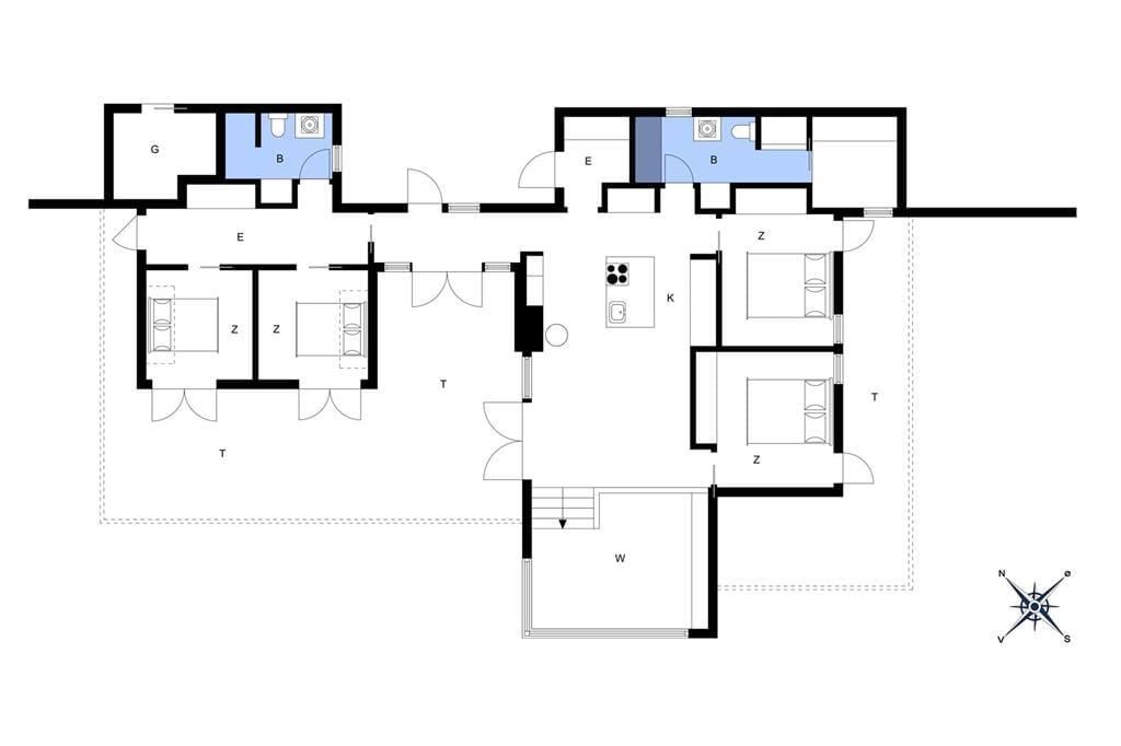 Interior 19-13 Holiday-home 299, Ingersvej 21, DK - 7770 Vestervig