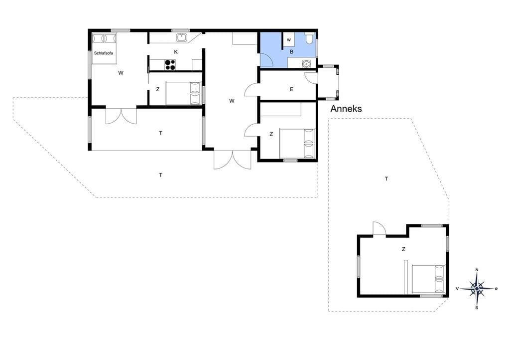 Interior 1-17 Holiday-home 11163, Skærbyholmsvej 8, DK - 4500 Nykøbing Sj