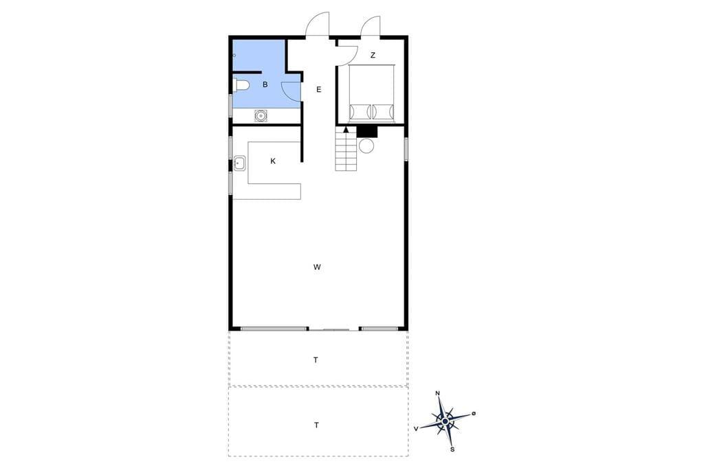 Indretning 1-14 Sommerhus 730, Grinden 19, DK - 9490 Pandrup