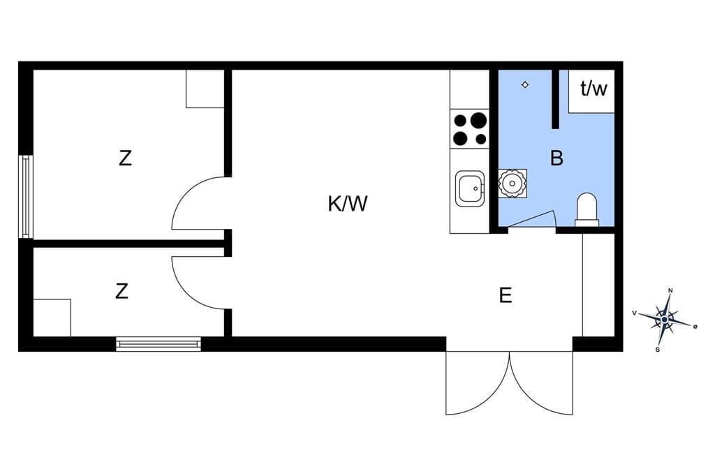 Interior 1-10 Holiday-home 3681, Klynevej 6, DK - 3730 Nexø