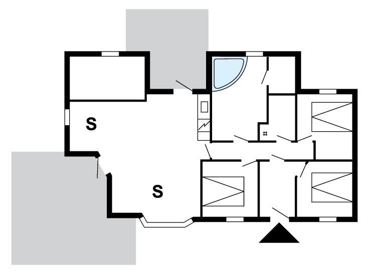 Interieur 1-175 Vakantiehuis 40893, Skindbjergvej 393, DK - 6990 Ulfborg