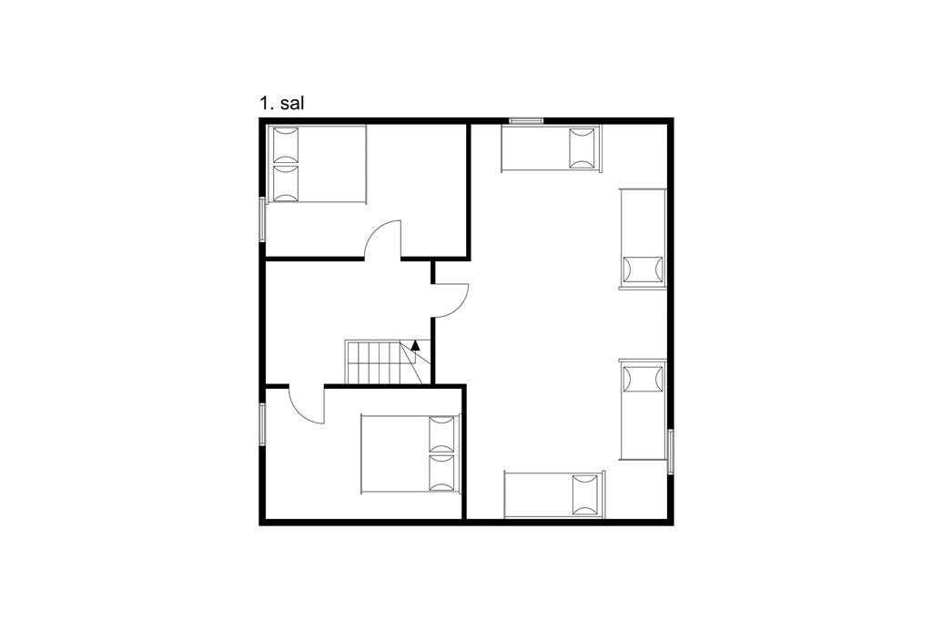 Interieur 1-3 Vakantiehuis M70117, Bredgade 7, DK - 5960 Marstal