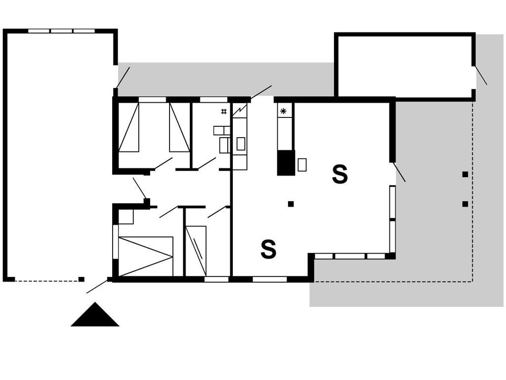 Interior 1-175 Holiday-home 30338, Øster Skovvej 125, DK - 6990 Ulfborg