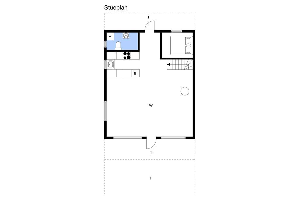 Innenausstattung 1-3 Ferienhaus M67373, Slåvænget 18, DK - 5932 Humble