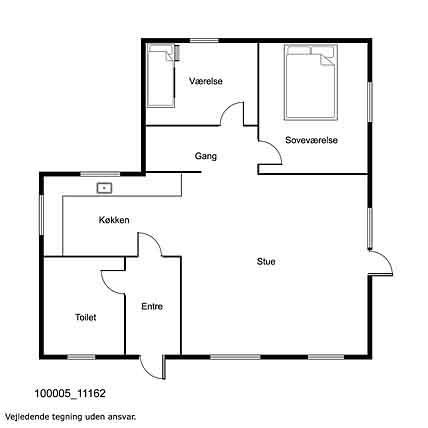 Interieur 1-17 Vakantiehuis 11162, Kørvelsvej 23, DK - 4500 Nykøbing Sj