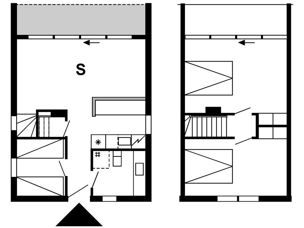 Innenausstattung 1-175 Ferienhaus 20040, Sundhuse 15, DK - 6990 Ulfborg