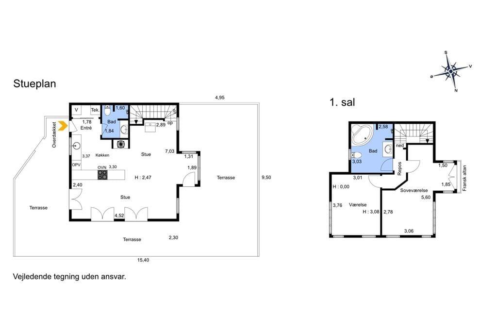 Interieur 1-19 Vakantiehuis 40100, Strandengen 32, DK - 7130 Juelsminde