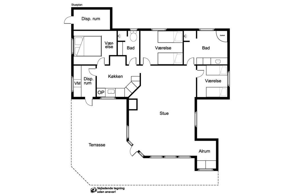 Interior 1-19 Holiday-home 30310, Violvej 18, DK - 8300 Odder