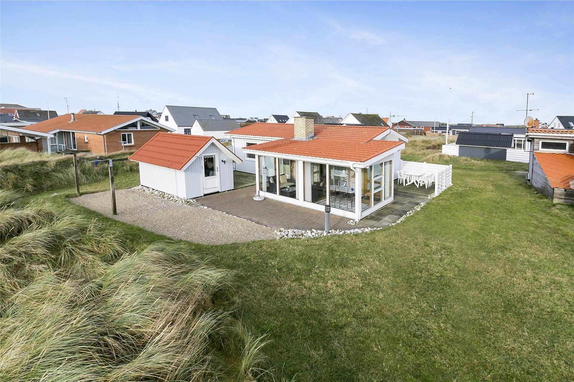 Billede 1-13 Sommerhus 422, Nordsøvej 22, DK - 7700 Thisted