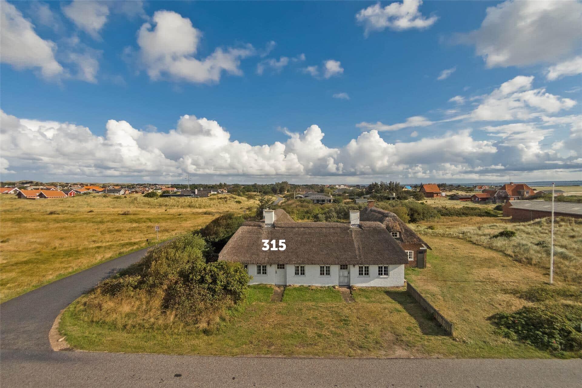Billede 1-4 Sommerhus 315, Holmsland Klitvej 115, DK - 6960 Hvide Sande