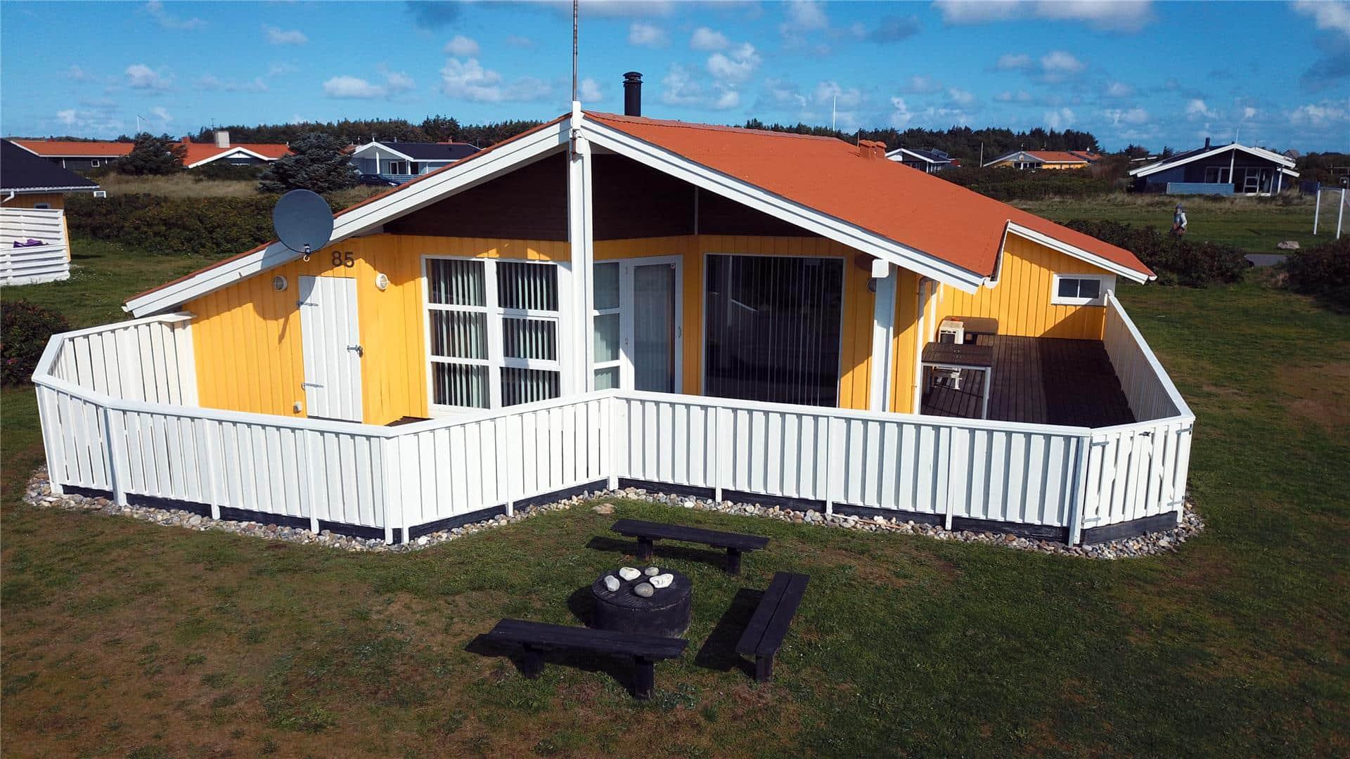 Billede 0-20 Sommerhus 185, Vejlby Klit 85, DK - 7673 Harboøre