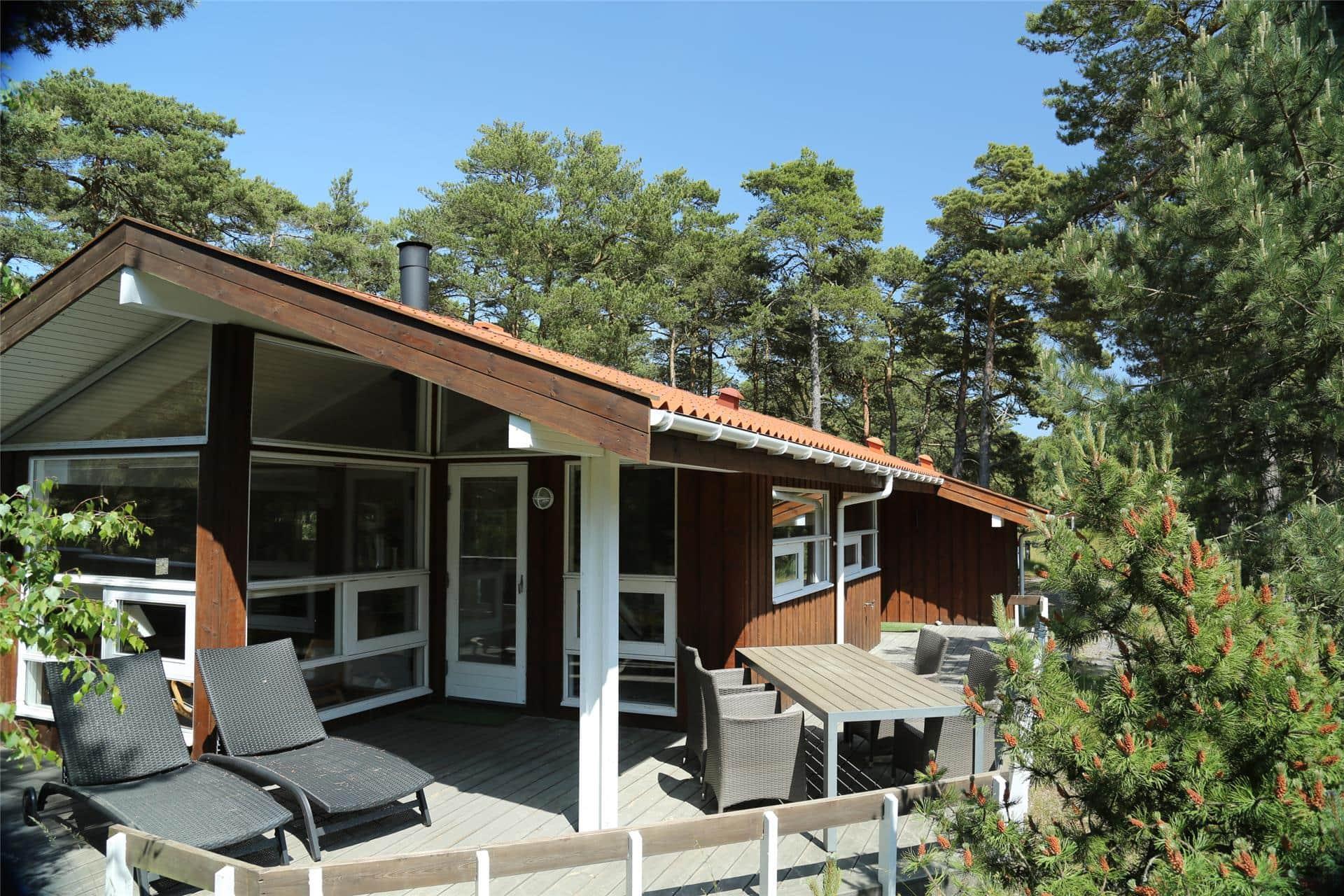 Billede 1-10 Sommerhus 2650, Skovsangervej 14, DK - 3730 Nexø