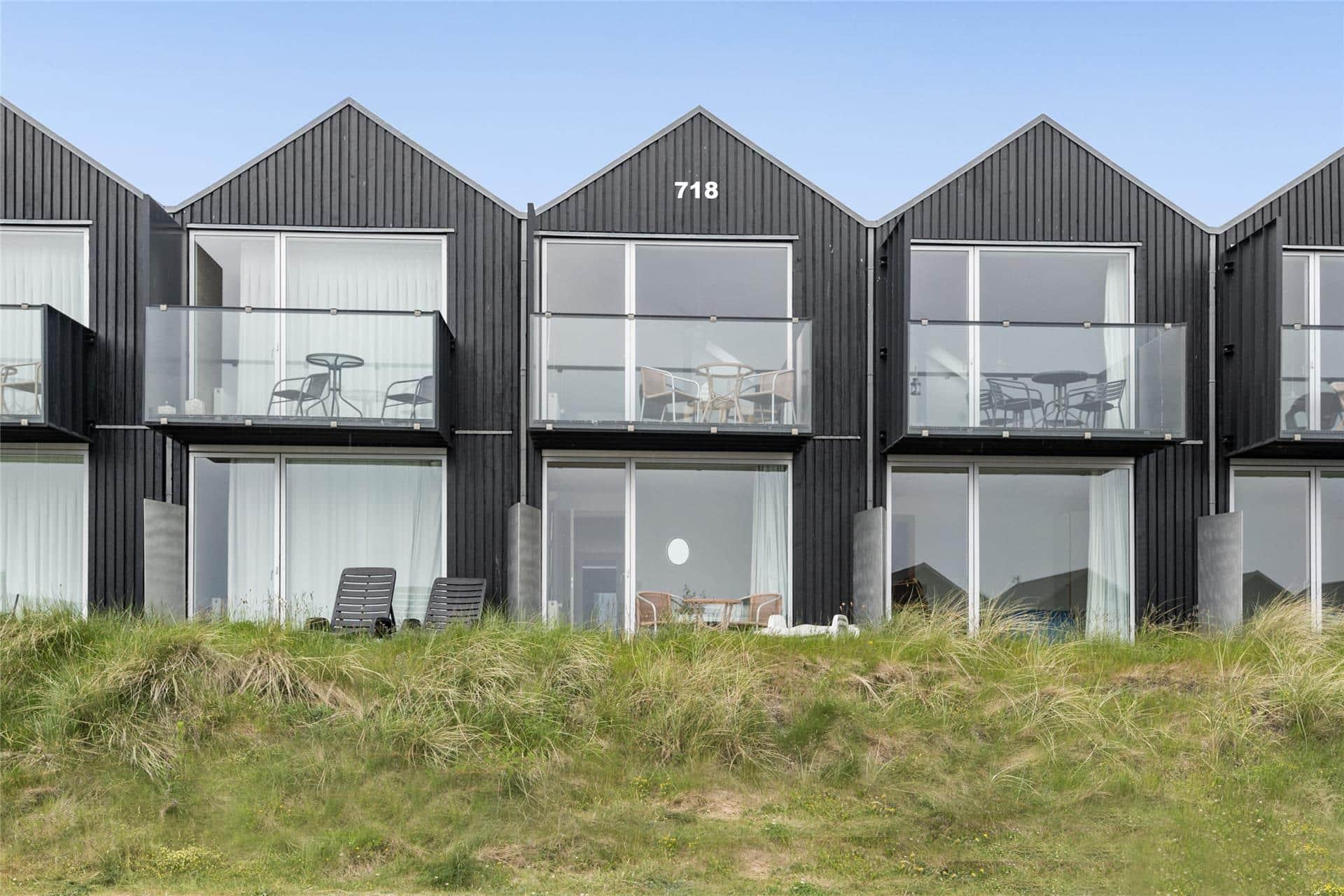 Bild 1-4 Ferienhaus 718, Slusen 18, DK - 6960 Hvide Sande