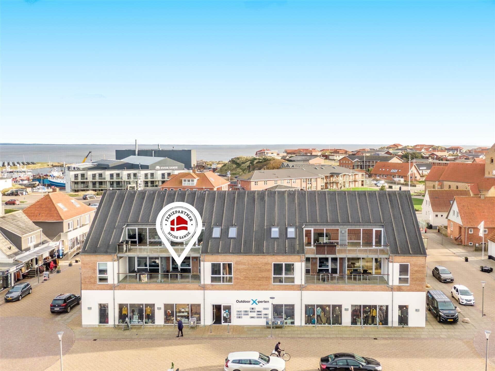 Billede 1-4 Sommerhus 795, Strandgade 6, DK - 6960 Hvide Sande
