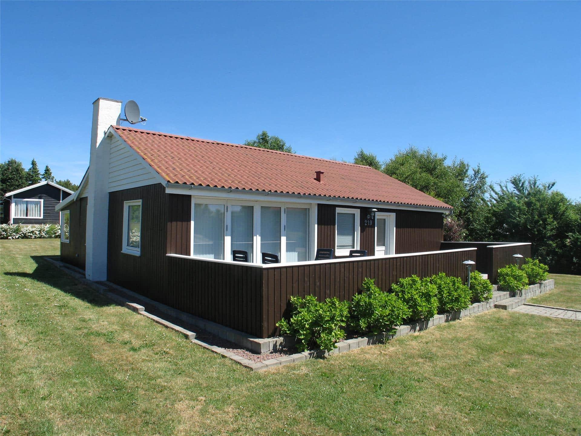Billede 1-6 Sommerhus N223, Klintegårdsvej 219, DK - 4736 Karrebæksminde