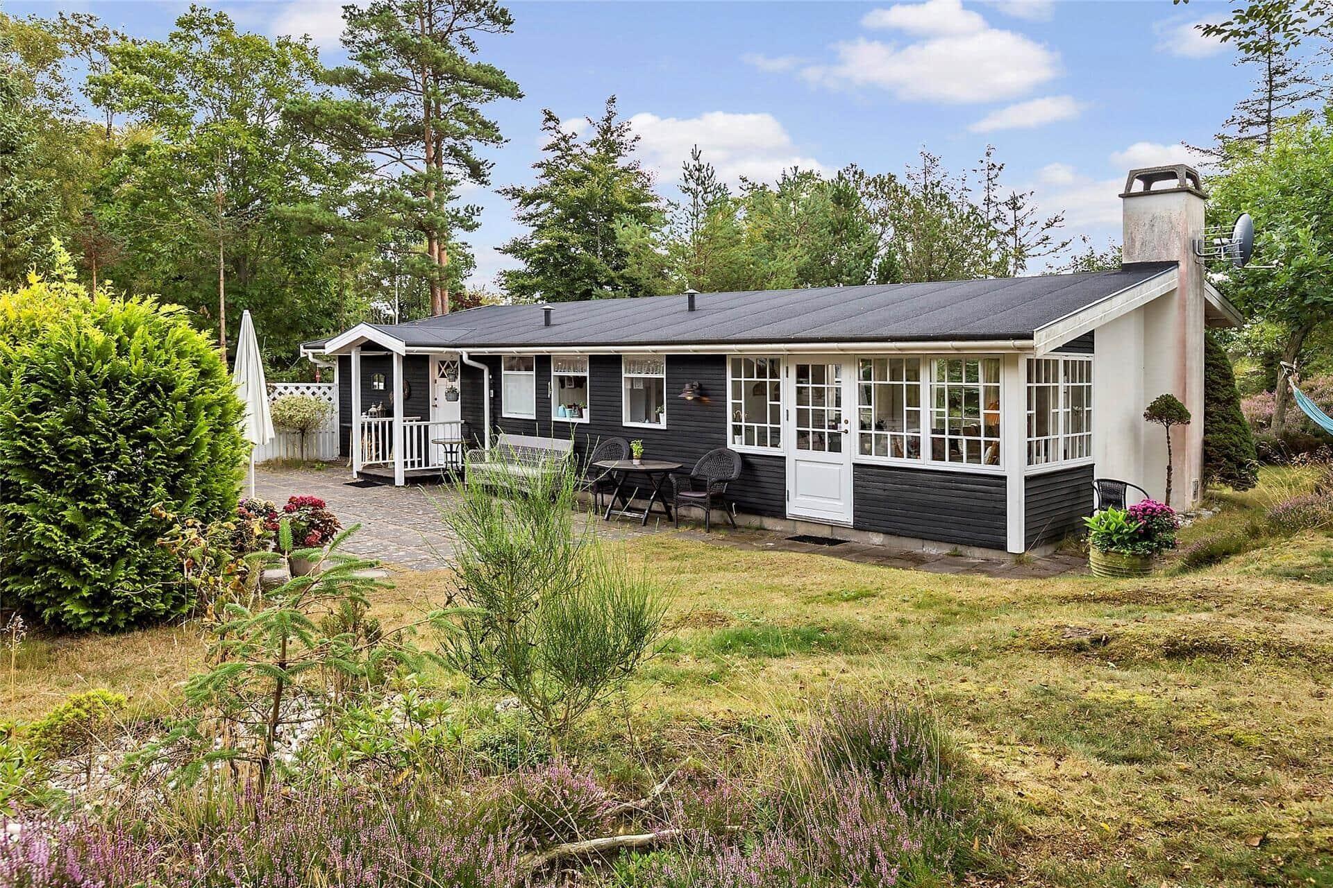 Billede 1-401 Sommerhus HA116, Caprifolvej 10, DK - 9370 Hals
