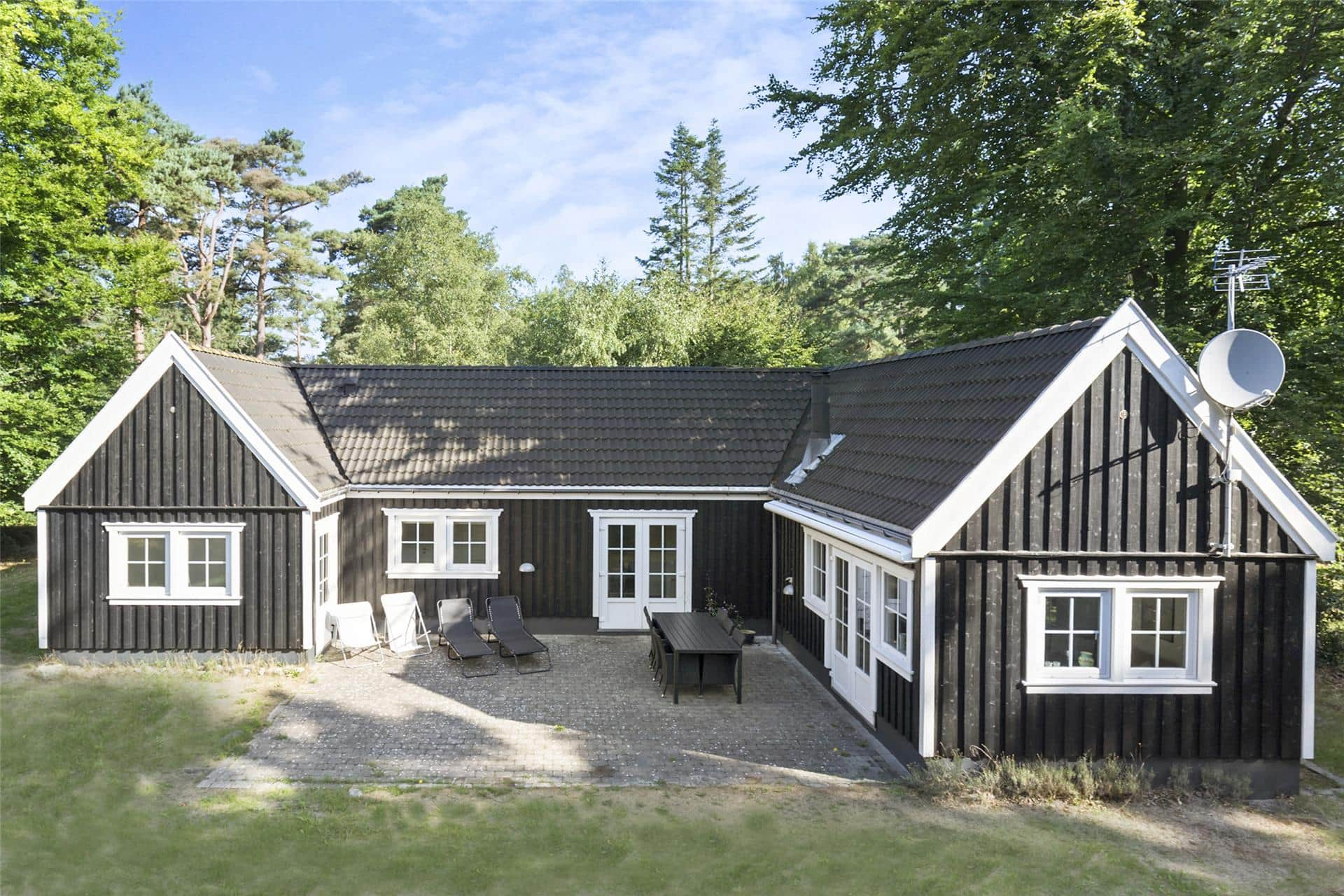 Billede 1-17 Sommerhus 11109, Aage Beyers Vænge 3, DK - 4500 Nykøbing Sj