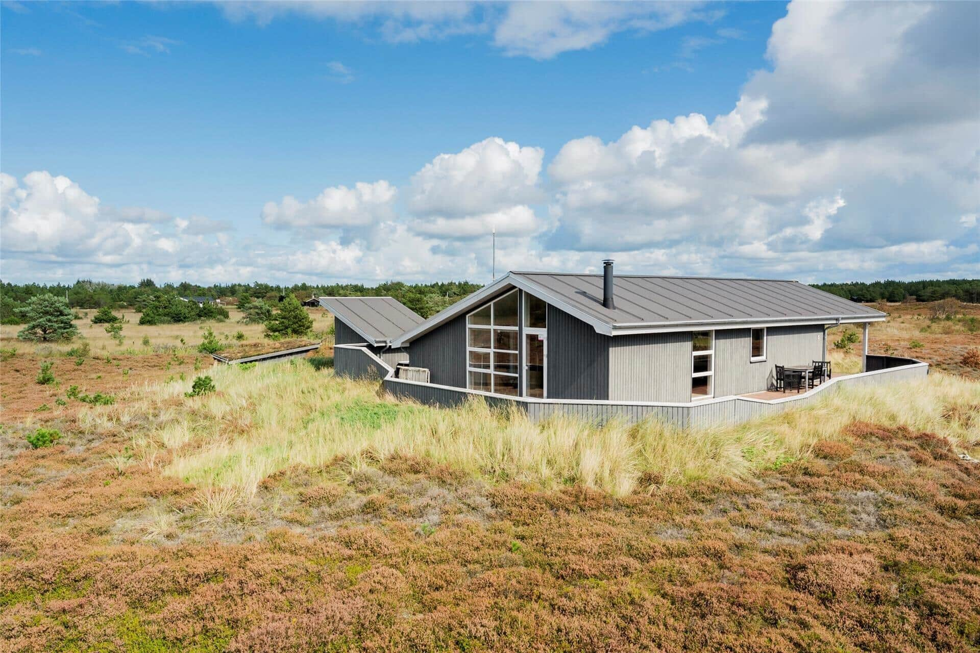 Bilde 1-11 Feirehus 0040, Tranebærvej 5, DK - 6792 Rømø