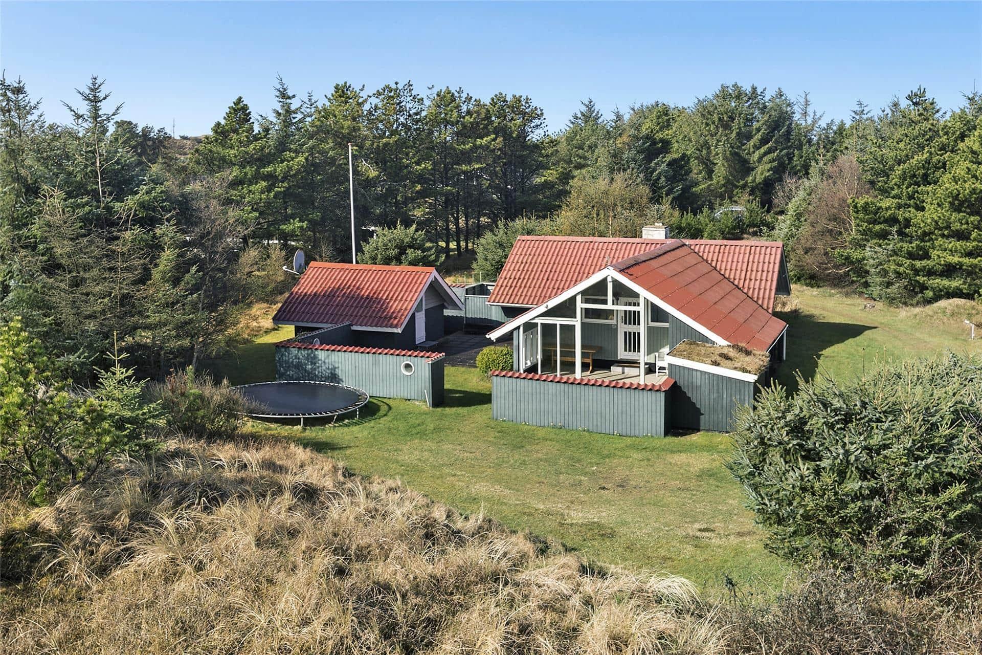 Afbeelding 1-14 Vakantiehuis 1298, Nordborgvej 10, DK - 9493 Saltum