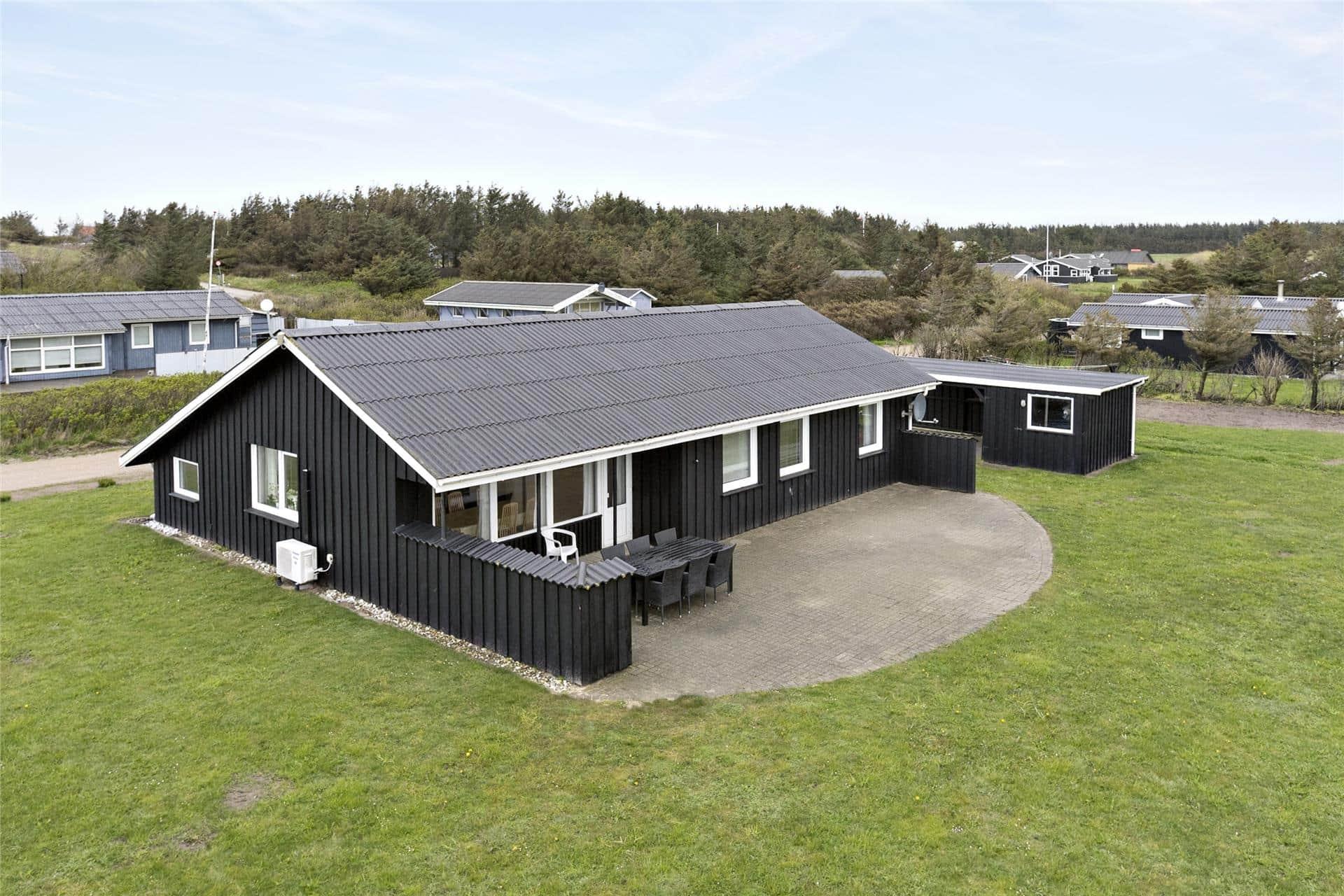 Bilde 1-14 Feirehus 1151, Sælvej 11, DK - 9480 Løkken
