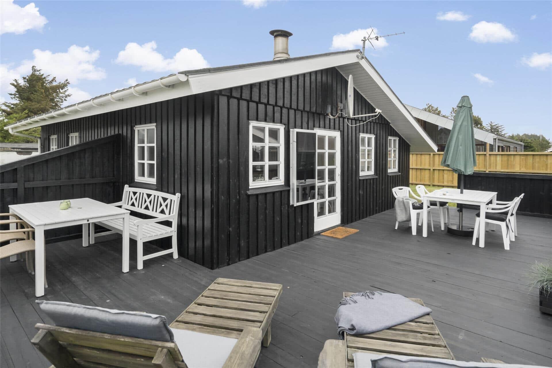 Afbeelding 1-176 Vakantiehuis BL1710, Paa Bakken 1, DK - 9492 Blokhus