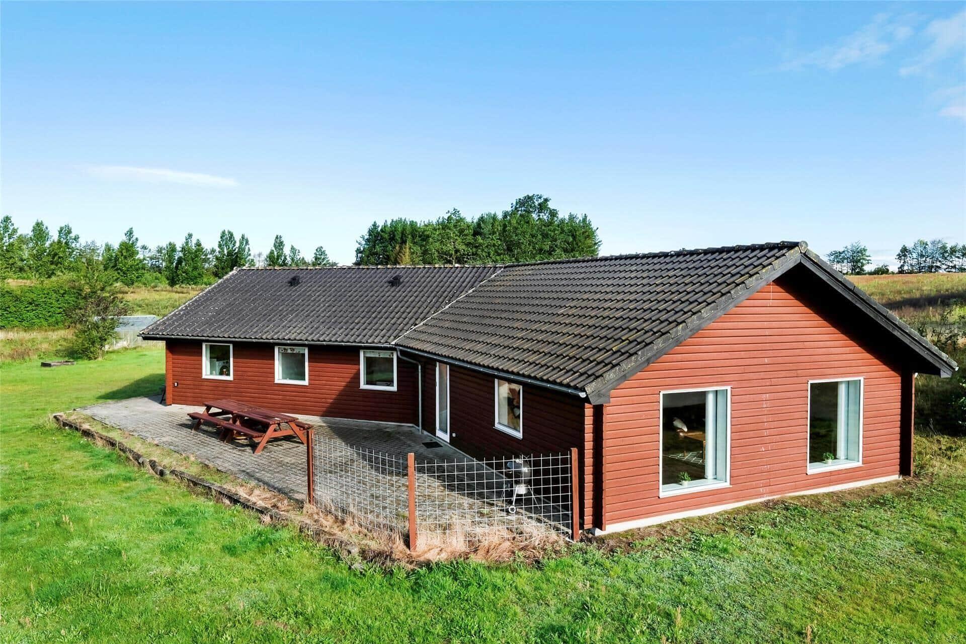 Billede 1-401 Sommerhus OH234, Glerupvej 55, DK - 9560 Hadsund