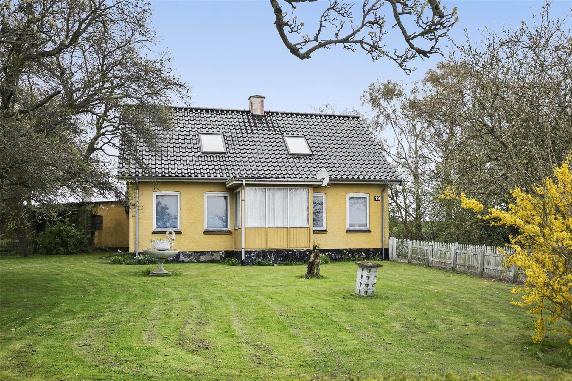 Bilde 1-15 Feirehus 4015, Søndre Landevej 19, DK - 4780 Stege
