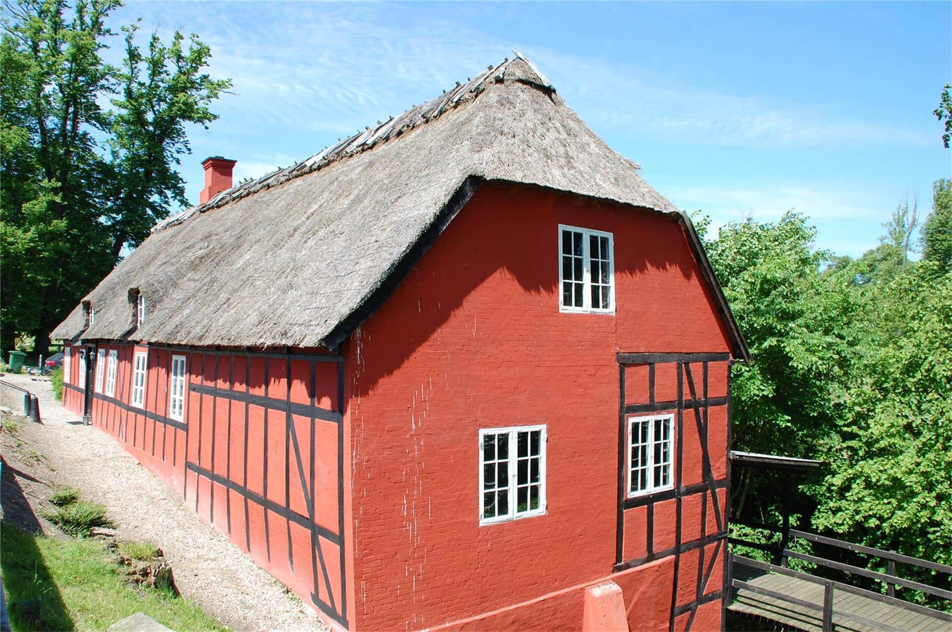Billede 1-3 Sommerhus M66160, Broholmsvej 35, DK - 5884 Gudme