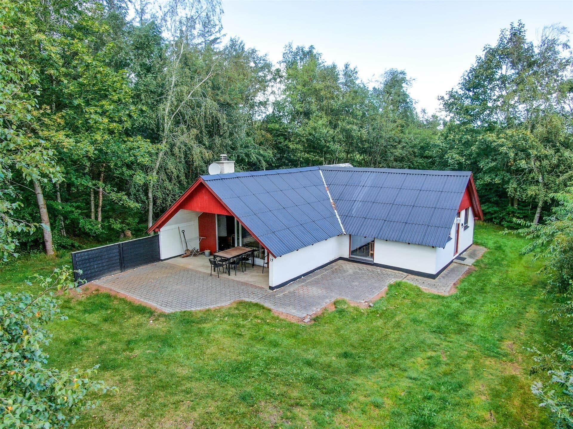Billede 1-4 Sommerhus 187, Birkealle 13, DK - 6950 Ringkøbing