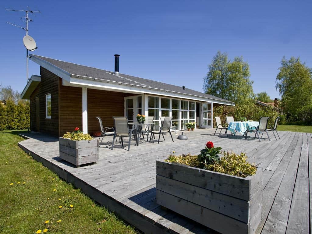 Billede 1-15 Sommerhus 1312, Kærhøgevej 60, DK - 4780 Stege