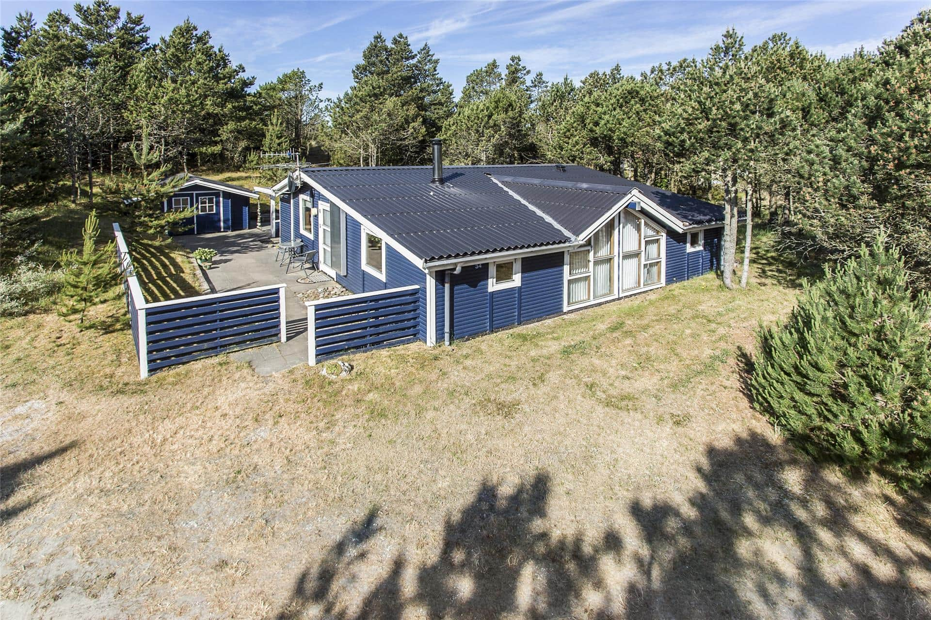 Billede 1-13 Sommerhus 257, Blåmunkevej 34, DK - 7700 Thisted