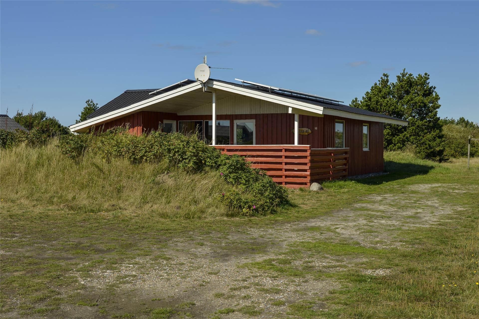 Billede 1-4 Sommerhus 613, Kirksvej 16, DK - 6960 Hvide Sande