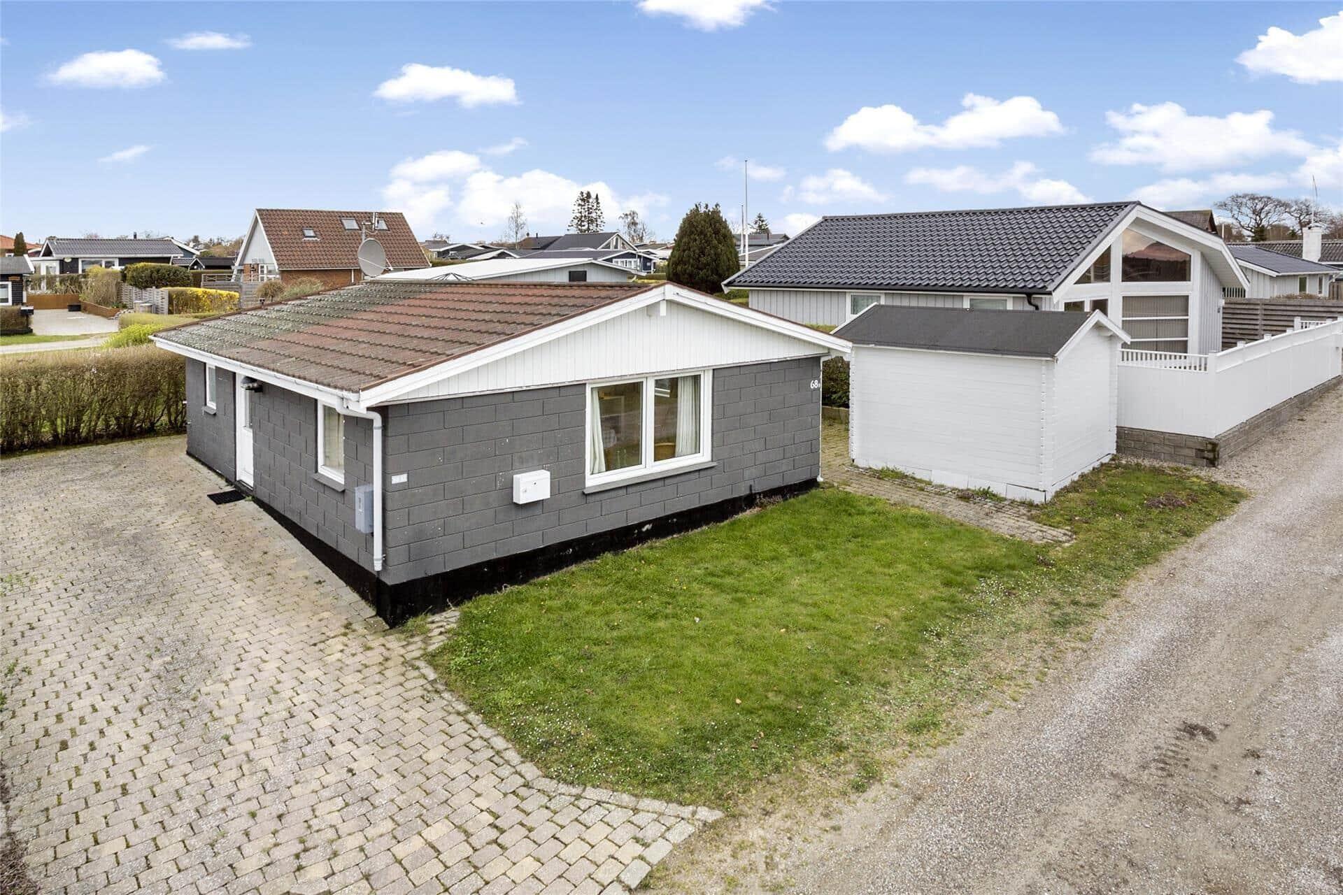 Billede 1-6 Sommerhus N103, Arnesvej 68, DK - 4736 Karrebæksminde