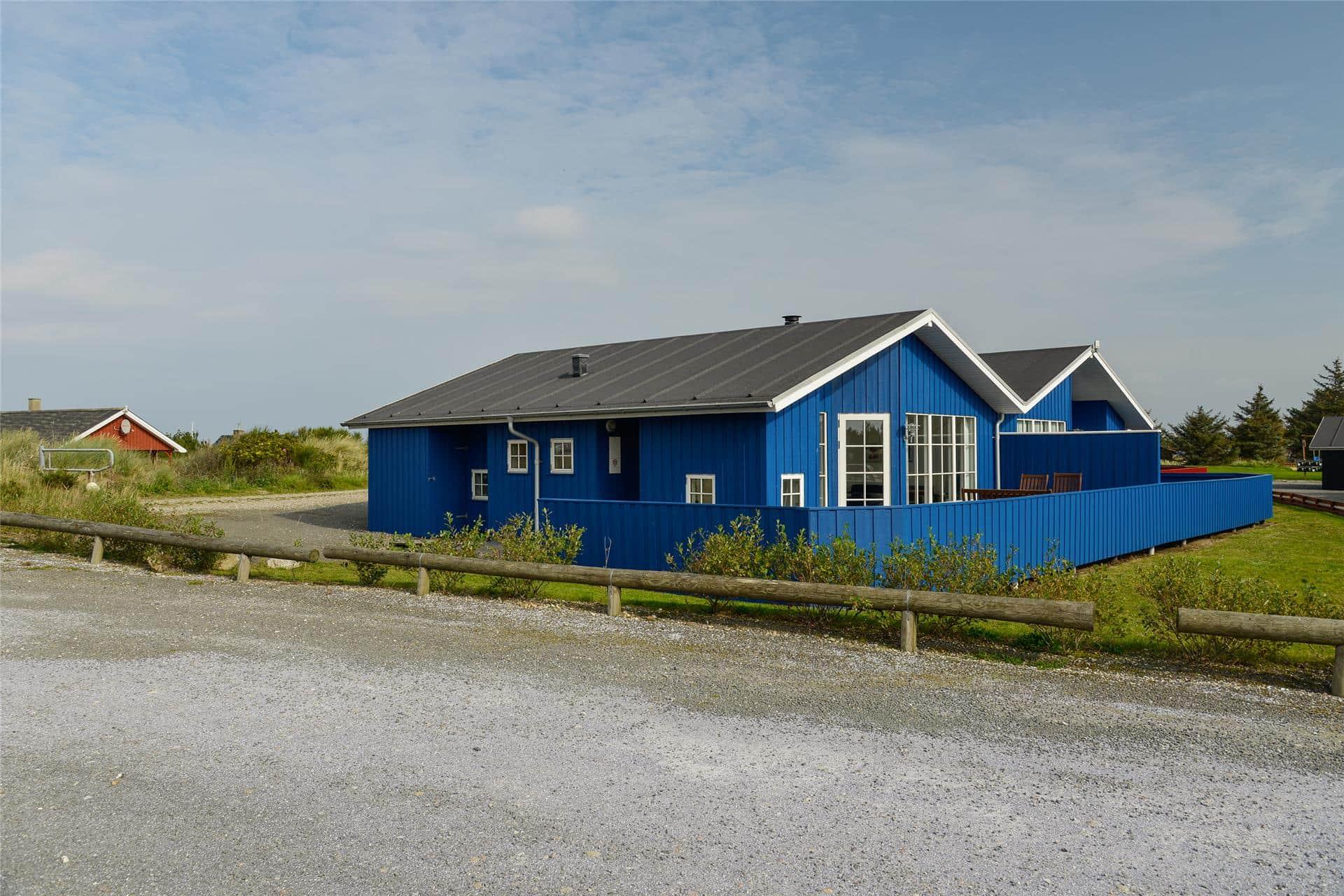 Billede 1-4 Sommerhus 366, Anker Eskildsens Vej 5, DK - 6960 Hvide Sande