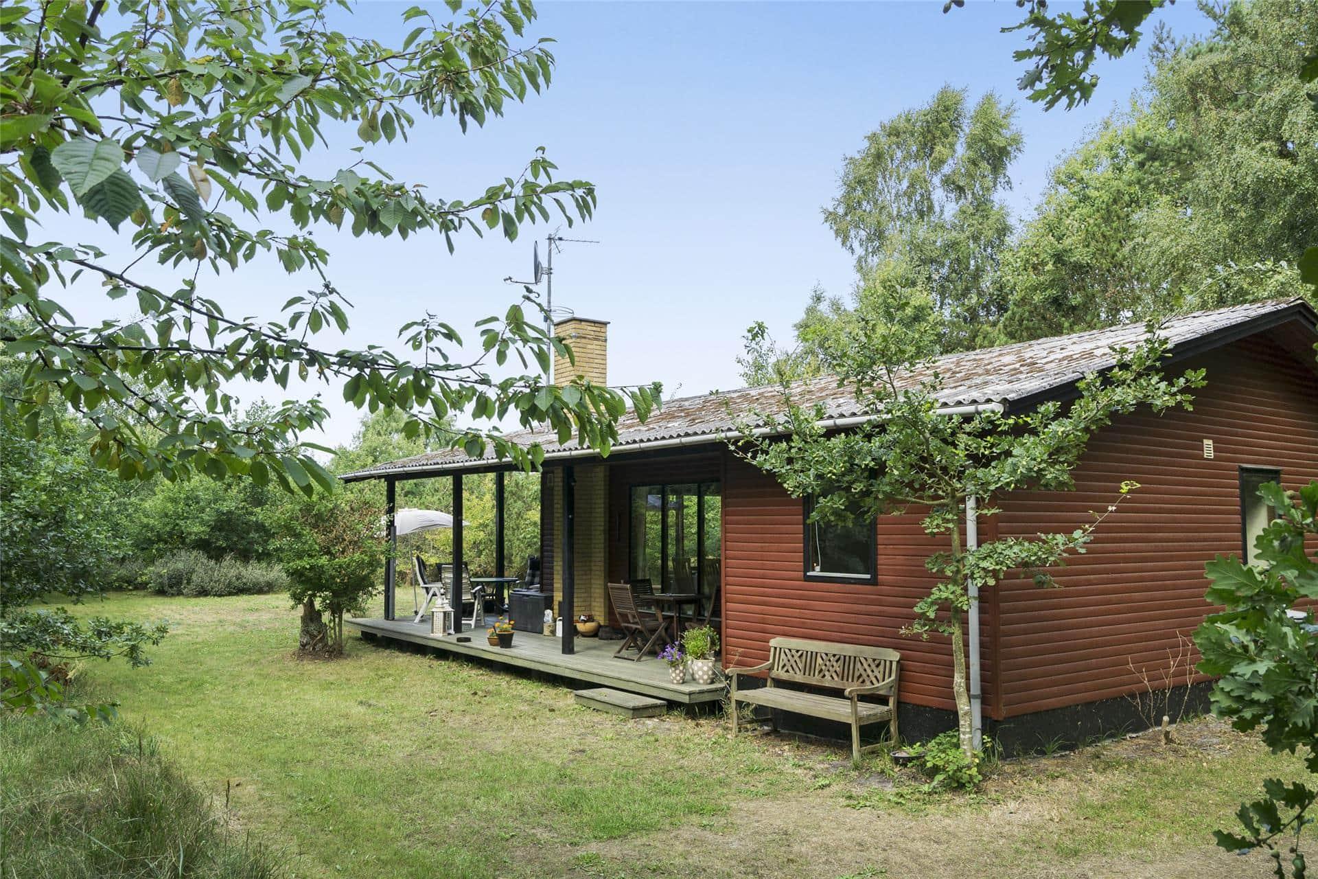 Billede 1-10 Sommerhus 1410, Strandløkken 3, DK - 3720 Aakirkeby