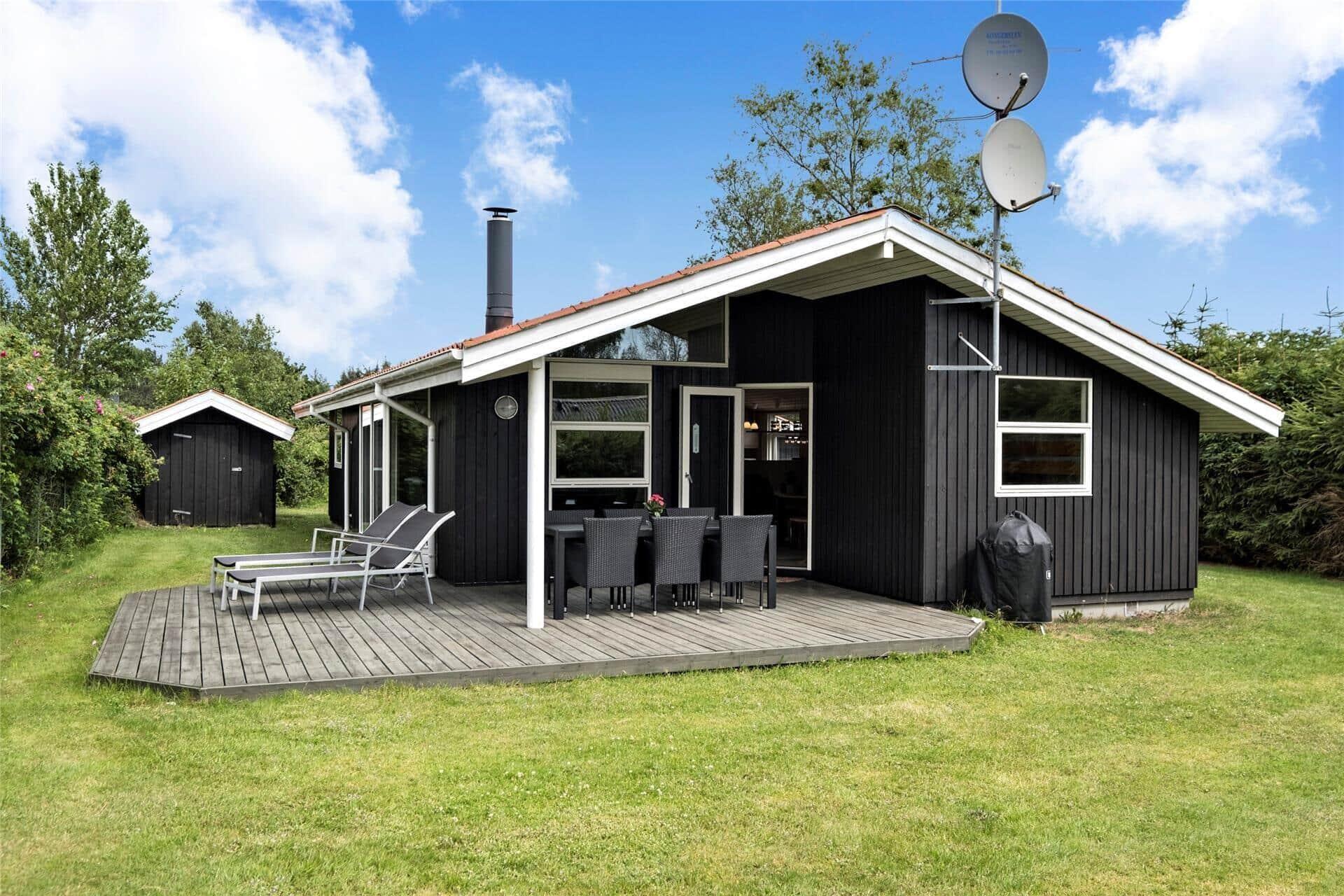 Billede 1-401 Sommerhus OH347, Haslevgaarde Strand 9, DK - 9560 Hadsund