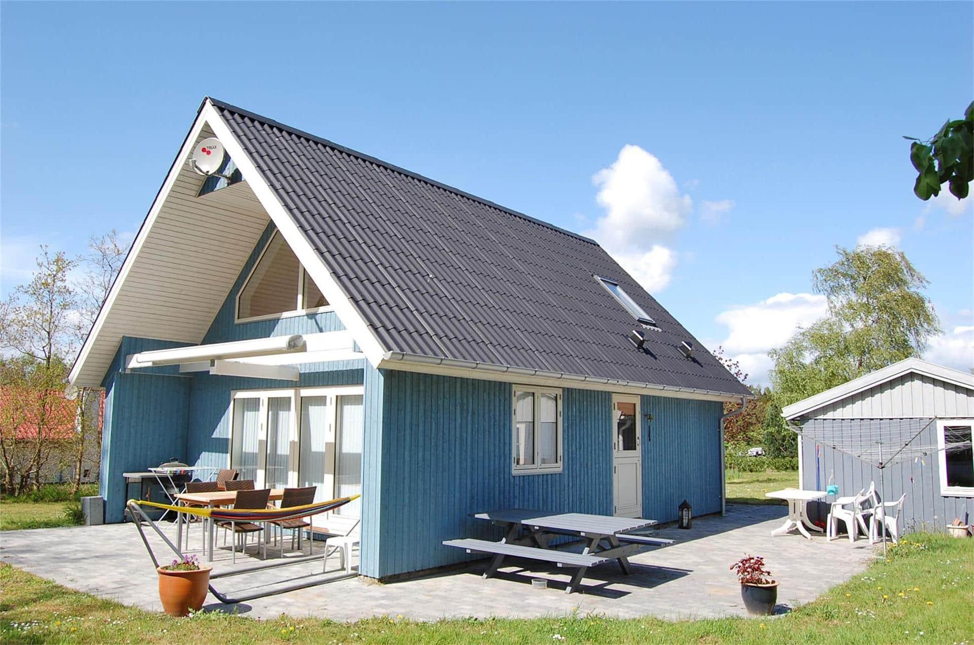 Bilde 1-3 Feirehus M65435, Strandholmen 53, DK - 5642 Faaborg