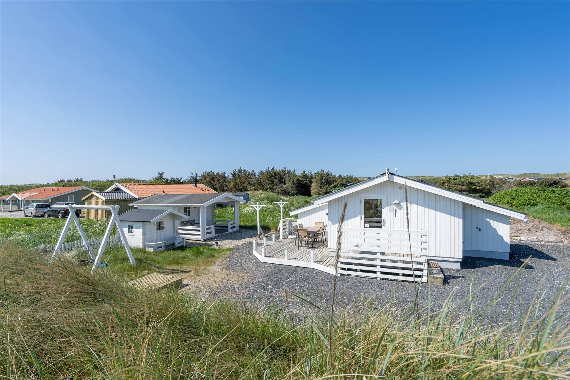 Billede 1-4 Sommerhus 420, Tingodden 292, DK - 6960 Hvide Sande